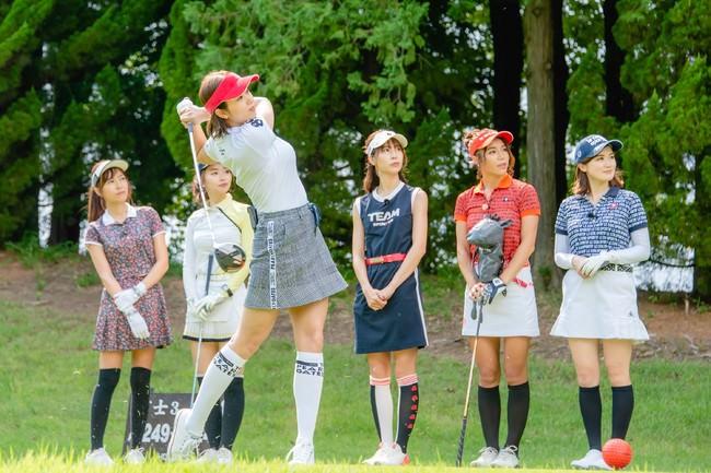 「ゴルフ女子 ヒロインバトル」は日曜ひる1時にお引越し