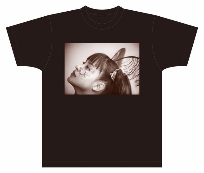 フォト Tシャツ(ブラック)