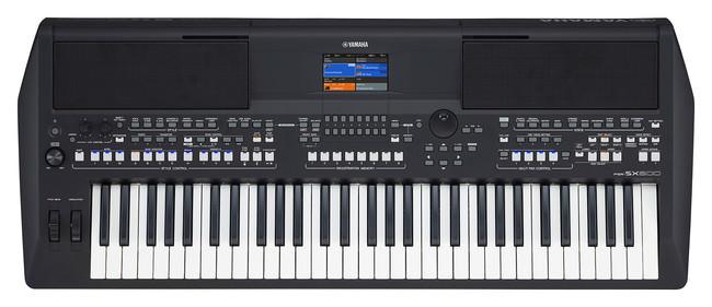 本格的なキーボード演奏から楽曲制作まで 迫力のサウンドと奏者の感性に応える演奏表現を兼ね備えた次世代モデル ヤマハ 電子キーボード『PSR-SX600』を発売
