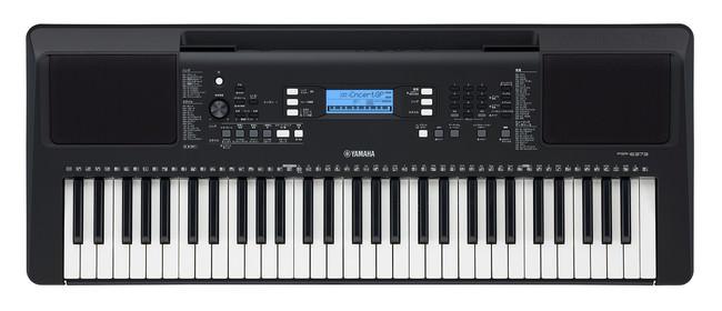 新開発音源LSIを搭載しクラスを超えた表現力を獲得、演奏にも練習にも最適なスタンダードモデル ヤマハ 電子キーボード『PSR-E373』を発売
