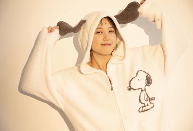 <gelato pique(ジェラート ピケ)>女優・モデルの本田翼を起用した新作ルームウエアの連載がスタート