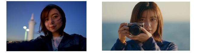 世界最小・最軽量* フルサイズミラーレス一眼『α7C』が10月23日いよいよ発売開始 アーティストadieu /上白石萌歌がα7Cで撮影した写真・動画が使われた新作MV「よるのあと」を本日公開!