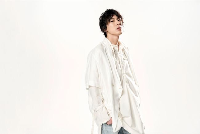北園涼 2nd ALBUM「Frontier」発売&ライブツアーの実施が決定!