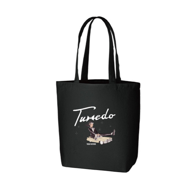 「Tuxedo × TOWER RECORDS オリジナルグッズ」トートバッグ