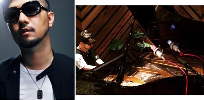 音楽プロデューサーのT-SKが自らプロデュースした楽曲のピアノ音源を配信開始。