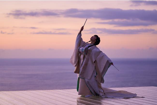 日本舞踊映像作品「地水火風空 そして、踊」 配信決定!