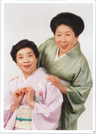 日本の演芸界に大きな足跡を残し、女流漫才師の礎となった<内海桂子・好江>のCD&DVD永久保存版!!2020年12月、2021年1月連続リリース!