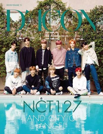 "K-POPアーティストの""神写真集""Diconシリーズ! NCT127写真集『NCT127 ,AND CITY OF ANGEL』JAPAN EDITIONが12月24日(木)発売&日本限定特典を公開"