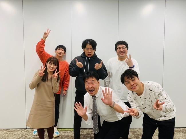 2020年M-1王者・マヂカルラブリーがABCラジオに緊急出演!!!
