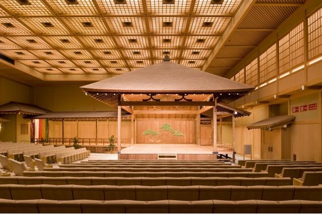 能楽師(太鼓方)が案内する横浜能楽堂見学とワークショップ