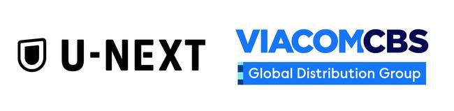 U-NEXTとViacomCBSが独占ライセンスパートナー契約を締結