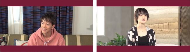 """ハーゲンダッツの新ブランドメッセージ """"ハローしあわせ。"""" 新TV-CMに、佐藤健さんと平手友梨奈さん登場 TV-CMの放映に合わせてスペシャルインタビュー動画も公開"""