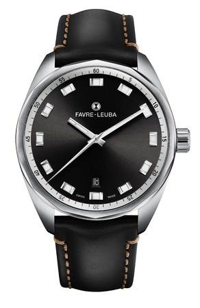 スーパー戦隊シリーズ45作記念 『機界戦隊ゼンカイジャー』 の主人公・五色田介人が着用する腕時計は、1737年創業の老舗スイス時計ブランド 「ファーブル・ルーバ」 の機械式 『スカイチーフデイト40』