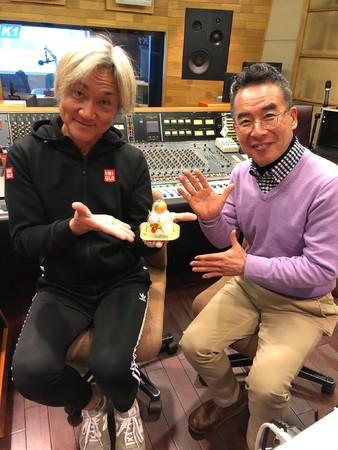 ABCラジオとKiss FM KOBEの2局が、スタジオをつないで2時間、2拠点生放送