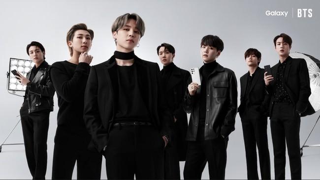 BTSメンバーが「Galaxy S21 Ultra 5G」で動画撮影 日本初公開!BTS出演の8K動画とスナップショット