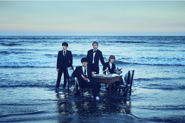 BLUE ENCOUNT初の横浜アリーナ公演!『BLUE ENCOUNT ~Q.E.D : INITIALIZE~』WOWOWで6/20(⽇)放送・配信決定!