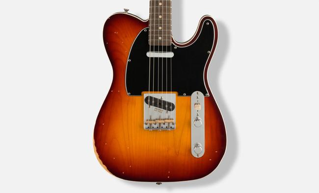 4度のグラミー賞受賞歴を持つシンガーソングライタージェイソン・イズベルのシグネイチャーエレキギター『JASON ISBELL CUSTOM TELECASTER®』5月12日(水)より販売開始