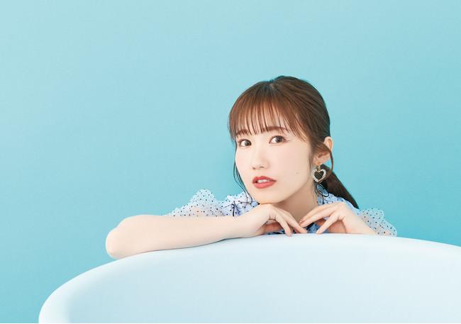内田彩、5thシングル「Pale Blue」6月2日リリース&新ビジュアルが公開!発売記念プレミアムイベントの開催も