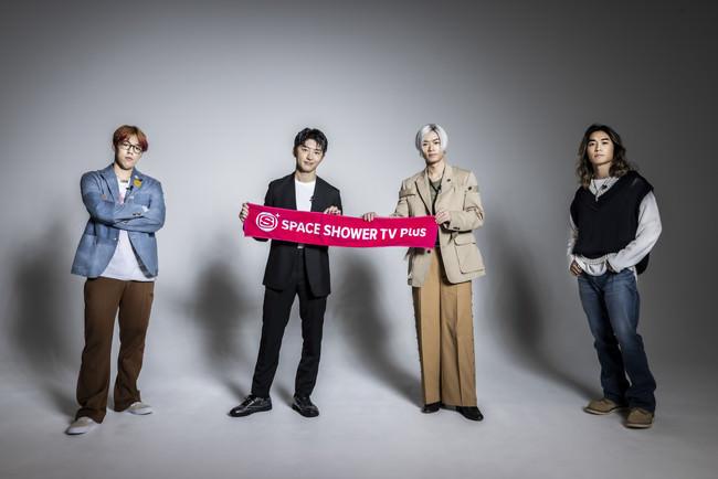 NEW アルバム「BATTLE OF TOKYO TIME 4 Jr.EXILE」リリース記念!各グループを代表し佐野玲於、川村壱⾺、世界、砂⽥将宏がスペシャプラスに登場!