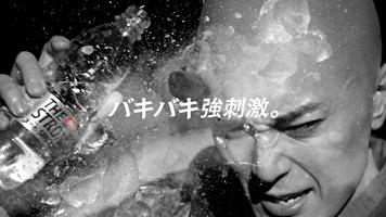 「サントリー THE STRONG 天然水スパークリング」新TV-CM 間宮祥太朗さんが最高にクールで潔いCMキャラクターに就任!「強く、清く」篇 6月27日(日)から全国でオンエア開始