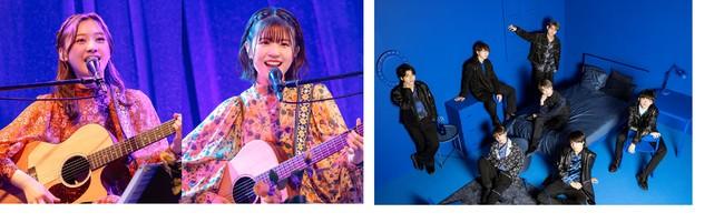 10月5日(火)、6日(水)開催「MTV LIVE MATCH」に日向坂46より「花ちゃんズ(富田鈴花・松田好花)」と「BE:FIRST」がオープニングアクトとして出演決定!