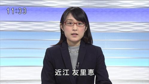 近江アナ 福岡放送局時代