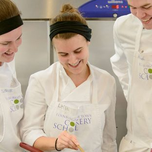 Six Month Diploma helps students to train to be a chef course