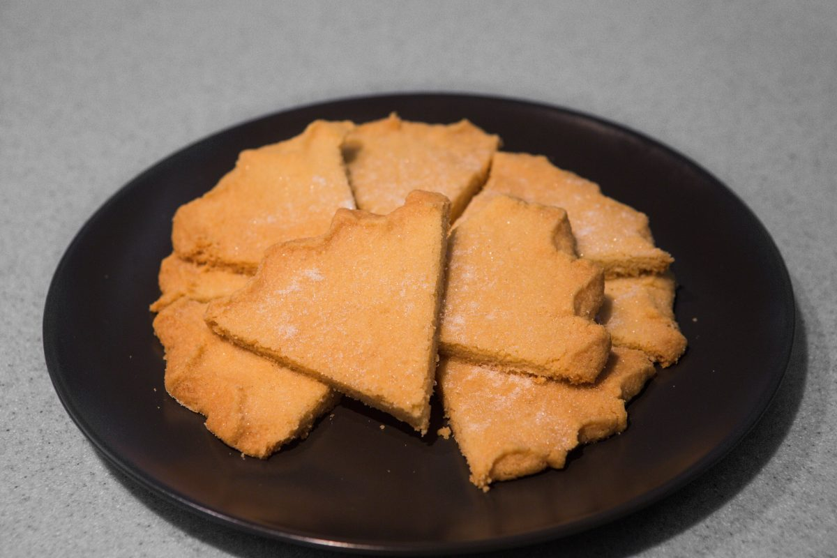 ENTCS Scottish Shortbread Recipe