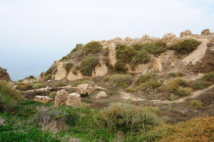 Appolonia Kreuzfahrer-Festung