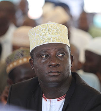 Prince Kassim Nakibinge