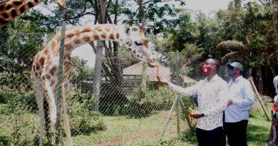 Busoga Kingdom partner's with UWEC to promote Wildlife Conservation