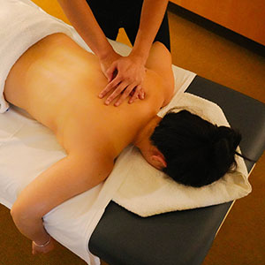 remedial massage to manage aches and pains