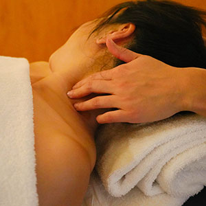 remedial massage for tension headache