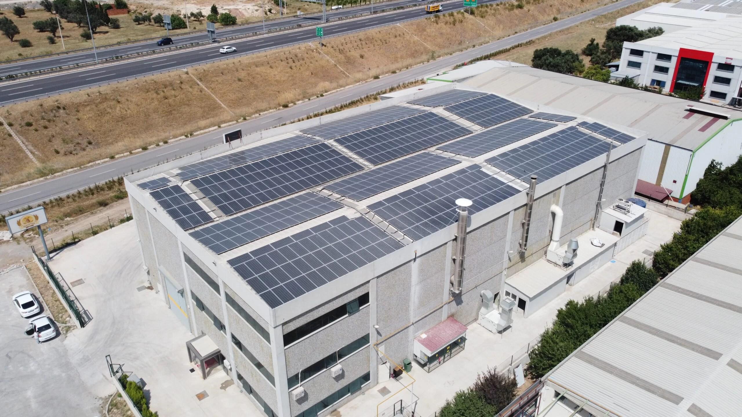 Solar Enerji İzmir Kemalpaşa