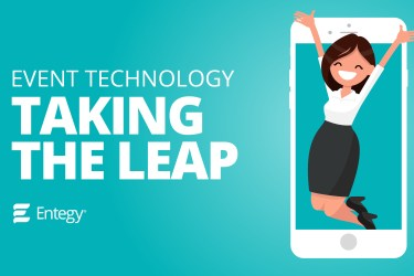 Event Technology: Taking the leap