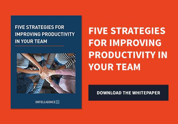 Five Strategies For Improving Productivity in Your Team