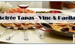 Soirée Tapas- Vino Paella