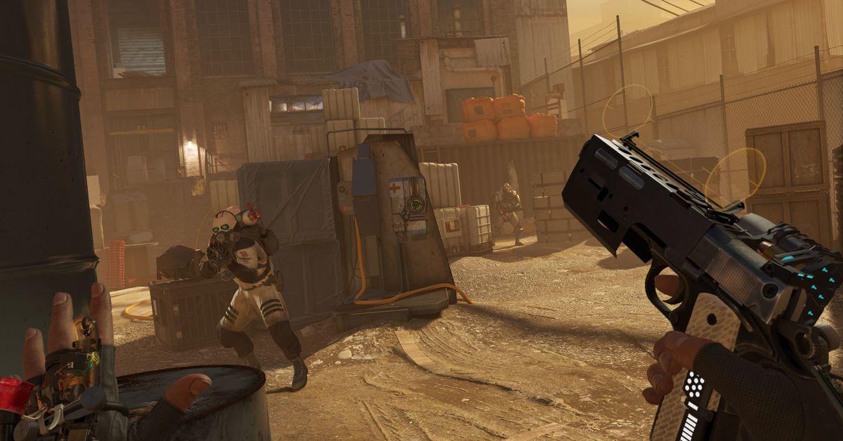 Valve has Released the Developer Commentary for Half-Life: Alyx