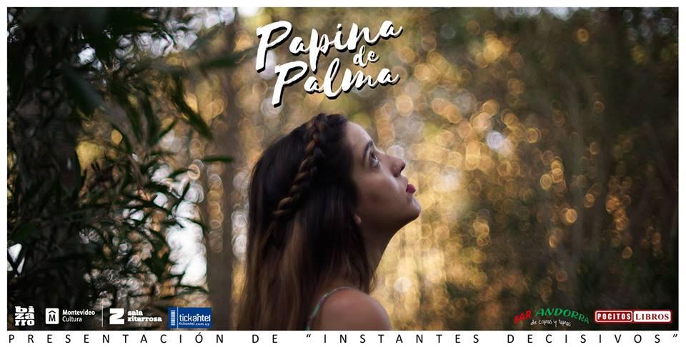 Papina De Palma presenta Instantes Decisivos