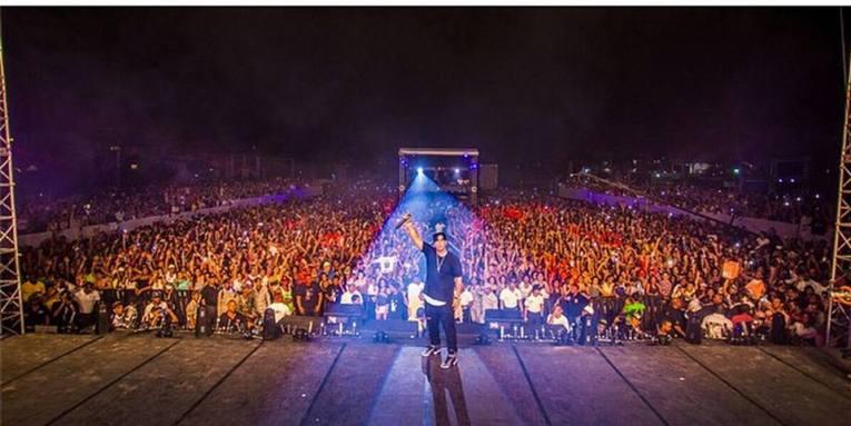 Daddy Yankee en Puerto Plata