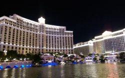 Apostando en Las Vegas