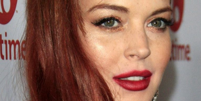 servicio comunitario de Lindsay Lohan