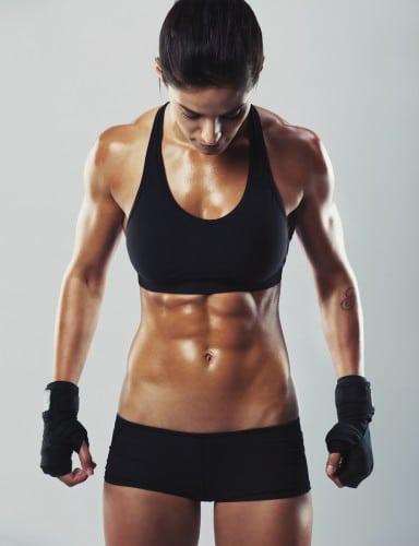 la mujer más fuerte del mundo