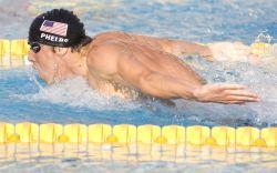 compromiso de Michael Phelps