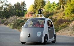 Los carros auto manejables de Google