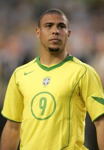 Los jugadores favoritos de Ronaldo Nazario