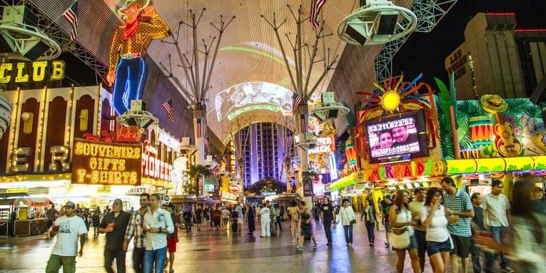Diversion gratis en Las Vegas