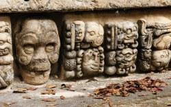 paseo a las ruinas mayas en Cancún