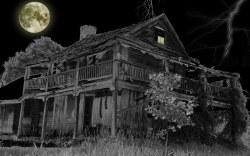 las mejores casas embrujadas en las vegas