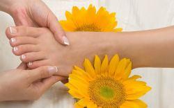 cuáles son los beneficios de un masaje en los pies